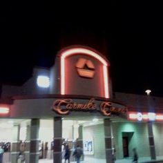 dollar-fifty theater Carmike Cinemas 10...wish it was still dollar theater though...lol...