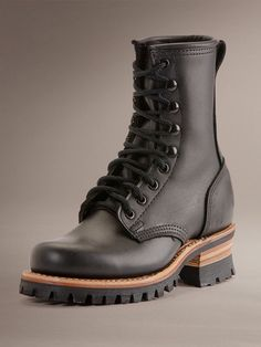Frye Company Logger 8G Boots