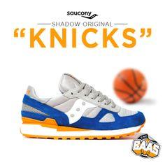 "Saucony Shadow Original ""Knicks"" now online!   www.sneakerbaas.nl"