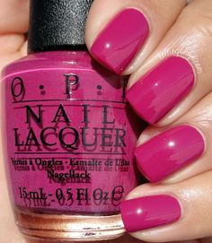 OPI — Spare me a French Quarter (New Orleans Collection | Spring 2016)