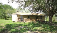 2.2 Acres Orange Grove TX $27,500 CASH 3 bd, 2 ba, 1300 sqft  Big Sky Country privacy about 35 minutes NW of Corpus Christi and 20 minutes from Lake Corpus Christi State Park. This is a 3 bedroom, 2-bathroom home that sits on 2.2 acres of 90% cleared land with surrounding fence. With many beautiful shade trees around property. The house is listed as having 888sq ft but a master suite was added to the back of the home giving the house approximately 1300sq ft. The addition is a large room with