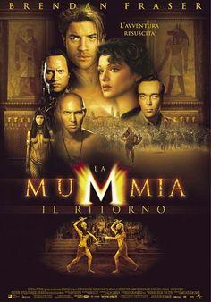 La Mummia 2 – Il Ritorno [HD] (2001)   CB01.ME   FILM GRATIS HD STREAMING E DOWNLOAD ALTA DEFINIZIONE