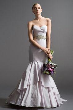 Wishesbridal Trumpet Mermaid Bridal Wedding Dress