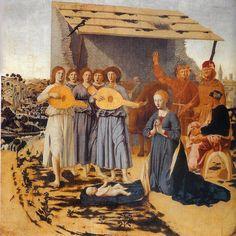 Piero della Francesca - Nativity