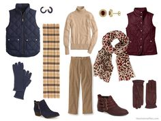 The Vivienne Files: Choosing an Accent Color for Camel