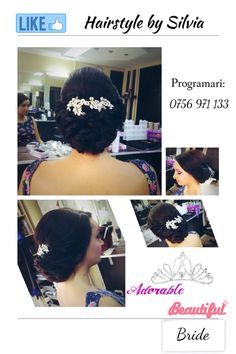 #Bride #Wedding #Hairstyles