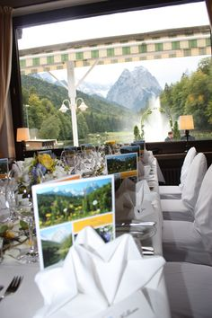 Hochzeitsfeier im Seehaus am Riessersee, Garmisch-Partenkirchen - http://www.riessersee.com/