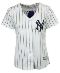 172eaf1c0 Majestic Women s Aaron Judge New York Yankees Cool Base Player Replica  Jersey - White S