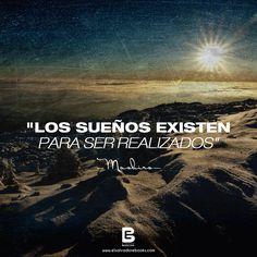 """Los #sueños existen para ser realizados"" —Mashiro—  Visítanos: http://www.elsalvadorebooks.com"