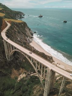 3 Day Pacific Coast Highway Itinerary
