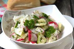 Grillmarinade für Fleisch - Rezept | GuteKueche.de Cobb Salad, Potato Salad, Grilling, Potatoes, Cheese, Eat, Ethnic Recipes, Food, Cauliflowers