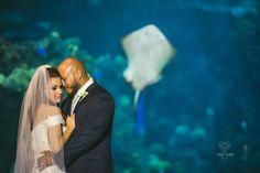 Maggie & Sam's Florida Aquarium Wedding