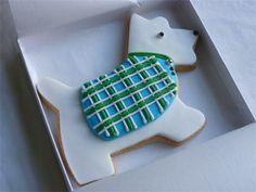 Epicurean Biscuits - large westie