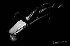 Krása Ženského Tela - Lambda (c) Matt Rybansky  bw color black and white art nude photography model luxury sport car aston martin | beauty of female body