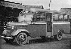 昭和24年頃のバス