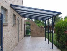 Abri métal de terrasse  www.nea-concept.com T/0241644476