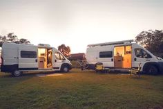 Affordable camper van is a $65K off-grid retreat - Curbed