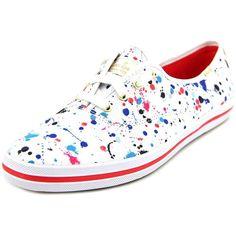 75cdf3beeaf Keds Keds Kick Women Round Toe Canvas Multi Color Sneakers