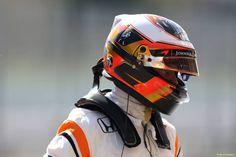 Stoffel Vandoorne (BEL) McLaren F1   09.03.2017. Formula One Testing, Day Three, Barcelona, Spain. Thursday