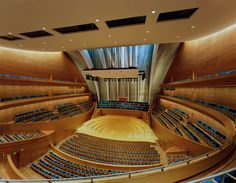 Kauffman Center for the Performing Arts (Kansas City, Missouri, USA) by Safdie Architects