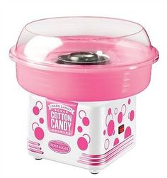 The Nostalgia Hard & Sugar-Free Hard Candy Cotton Candy Maker creates fluffy, melt-in-your-mouth cotton candy. Use your favorite hard candies or flossing sugar to create a fluffy cotton candy cones the whole family will love. Specialty Appliances, Small Appliances, Kitchen Appliances, Kitchens, 8 Quart Pressure Cooker, Sugar Free Hard Candy, Cotton Candy Cone, Nostalgia, Candy Floss