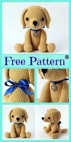 Adorable Crochet Ami
