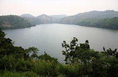 El Parque Nacional de Kibale. Uganda
