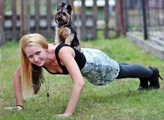 Dog Training Techniques: Learn the 18 Don't Rules of Successful Dog Behavior Training. Benefits of Dog Training. 18 Dog Training Tips. Easy Workouts, At Home Workouts, Circuit Workouts, Biceps, Push Up Routine, Basic Dog Training, Dog Training Techniques, Yoga, Dog Care