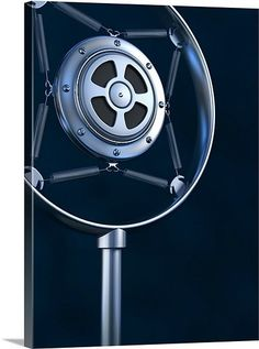 Microphone. #microphone #mics #audio #music http://www.pinterest.com/TheHitman14/headphones-microphones-%2B/