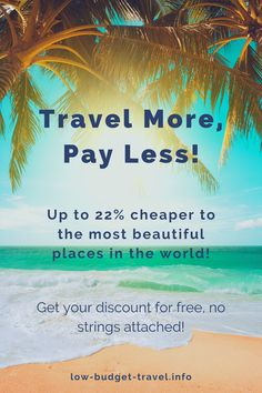 How to get the best travel discount offers on your travel. Request access to travel discounts for free! And get ready to travel the world! #discount travel #budget travel #cheap travel #travel voucher