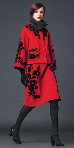 Dolce & Gabbana Winter 2015