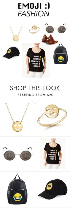 """Emoji's!!!!!!!"" by percabeth0712 on Polyvore featuring Jane Basch, Bing Bang, Jeremy Scott, Freeze 24-7, Olivia Miller, COLLECTION 18, Boohoo and plus size clothing"