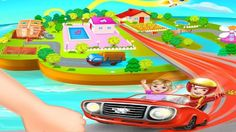 Tiny Roads || Racing Games || Racing Games For Kids