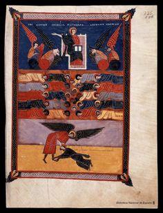 Beato de Liébana. Beato de Liébana , Santo — Manuscrito — 1047