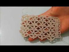 Crochet Stitches Patterns, Crochet Motif, Crochet Designs, Crochet Doilies, Crochet Lace, Diy Crafts Crochet, Crochet Elephant, Angora, Crochet Instructions