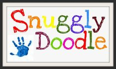 Snuggly Doodle: Transform your child's drawing into a handmade soft toy! Contest now running for a free Snuggly Doodle.
