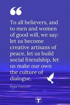 ay we be given the grace to speak with wisdom putting love in the forefront of all our words and actions.. #peace #PopeFrancis Special Prayers, Creative Lettering, People In Need, Pope Francis, Affirmations, Sisters, Politics, Inspirational Quotes, Wisdom