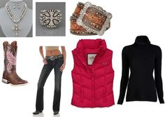 """""""NFR round 4"""" by rodeorosecowgirlboutique on Polyvore"""