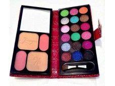 KIT maquiagem agenda sombra 3D Roxo - De R$40,90 por R$24,90!! 40%OFF!