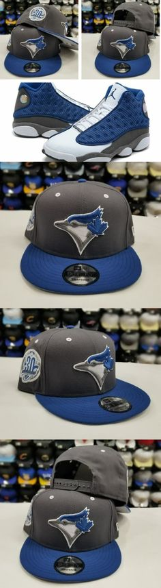 online retailer e7b11 f9531 Hats 52365  Matching New Era 9Fifty Toronto Blue Jays Snapback Hat For Air  Jordan 13 Flint -  BUY IT NOW ONLY   32.99 on eBay!