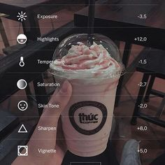 Shared by Chay Oliveira. Find images and videos about filter, filtro and filter vsco on We Heart It - the app to get lost in what you love. Photography Filters, Photography Editing, Mobile Photography, Foto Filter, Fotografia Vsco, Vsco Hacks, Best Vsco Filters, Photo Lovers, Aesthetic Filter