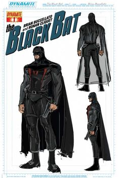 The Black Bat #1 (Issue)