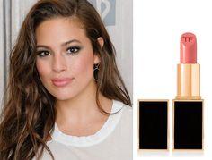 """【セレブの自腹買いコスメ】 #アシュリー・グラハム 『トム フォード ビューティ』の""""スパニッシュピンク""""  http://www.elle.co.jp/beauty/pick/celebrity-makeup-product_18_0118/10 @ellejapanさんから"""
