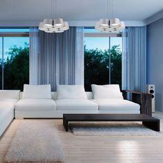 Marimba LED Pendant by Modern Forms at Lumens.com