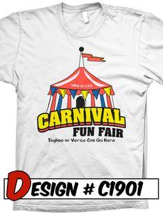 Flying Ace Designs - Everywhere Fun Fair VBS T-Shirts!
