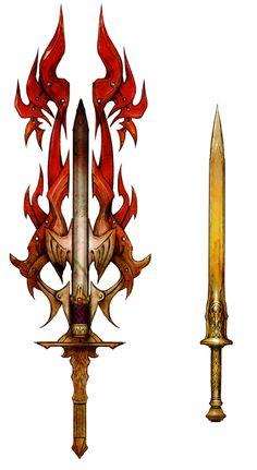 Noel's Weapons