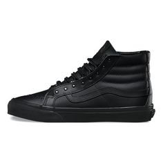 Discover recipes, home ideas, style inspiration and other ideas to try. Crazy Shoes, New Shoes, Vans Boots, Rocker Chic, Shoe Dazzle, Athletic Wear, Shoe Shop, All Black Sneakers, Slim