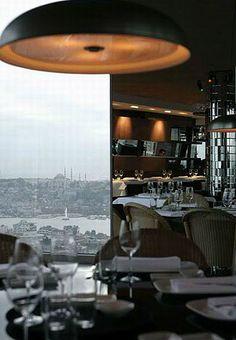 Mikla restaurant, Istanbul