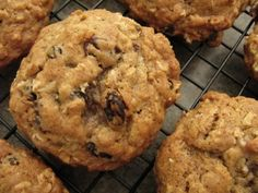 Oatmeal Raisin Cookies | Baked by Rachel