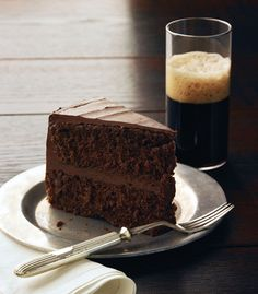 Daily: bonappetit.com. Chocolate Stout Layer Cake, Leg of Lamb Black ...